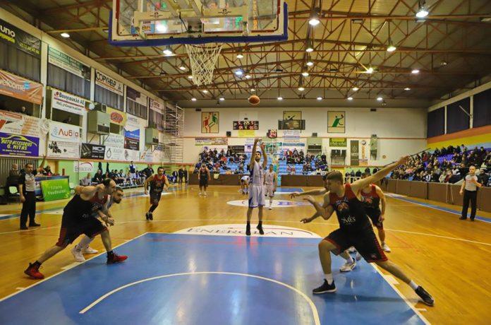 Τη νίκη στο φινάλε με (63-62) πήρε η Ένωση Καλαθοσφαίρισης απέναντι στη μαχητική Ευκαρπία