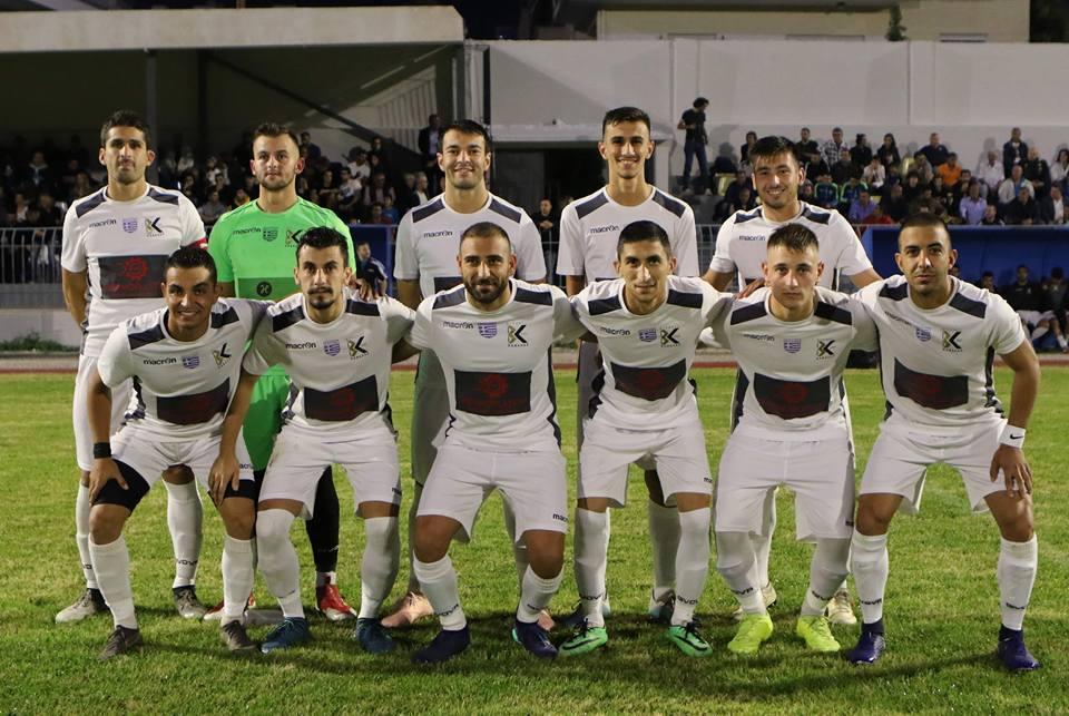 Στα ημιτελικά του κυπέλλου της Ε.Π.Σ. Καβάλας πέρασε ο Βύρωνας που νίκησε την Πέρνη (0-2)