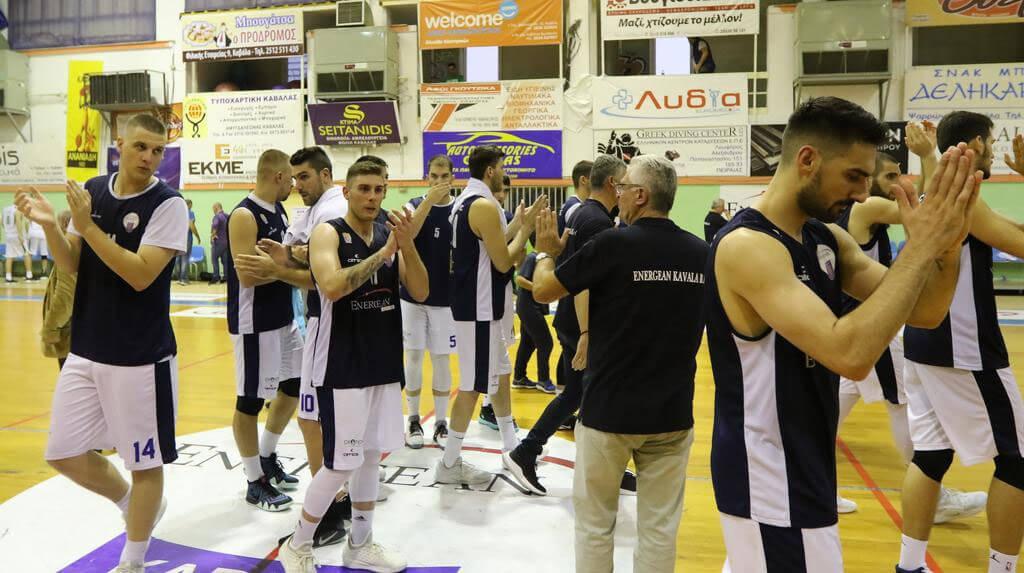 Στην Κομοτηνή κόντρα στον ΓΑΣ αγωνίζεται την Κυριακή (23/2)  η Ένωση Καλαθοσφαίρισης Καβάλας με στόχο τη νίκη
