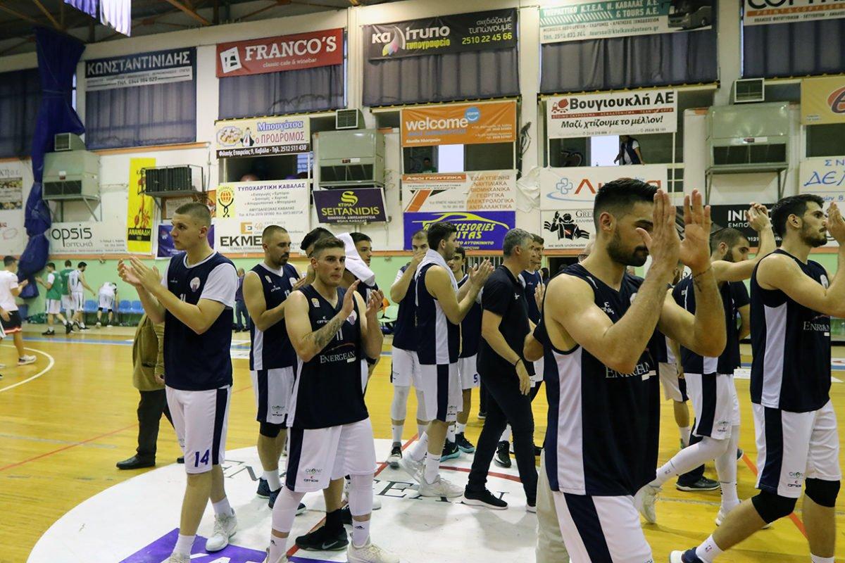 Σπουδαία νίκη της Ένωσης Καλαθοσφαίρισης μέσα στην Κομοτηνή σε βάρος του ΓΑΣ με σκορ 55-73
