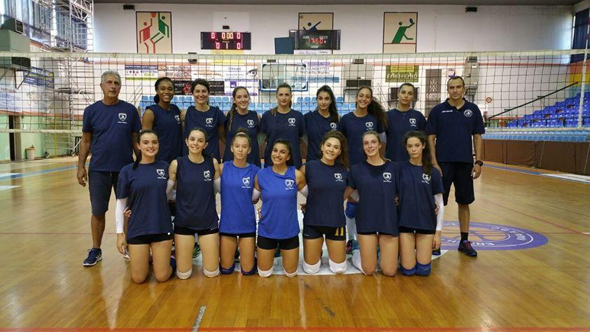 Την αναστολή όλων των Εθνικών και Πανελλήνιων πρωταθλημάτων ανακοίνωσε η Ομοσπονδία βόλεϊ